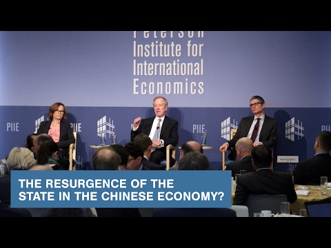 The Resurgence of the State in the Chinese Economy?