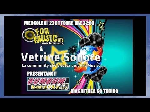 Vetrine Sonore @ BumBum Karaoke - I