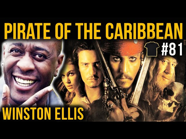 Pirates Of The Caribbean | Winston Ellis On Hollywood, Martial Arts, Johnny Depp & Heath Ledger