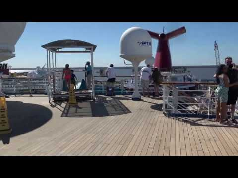 Carnival Liberty - Bahamas Cruise - 4K Ultra HD - Feb/Mar 2017