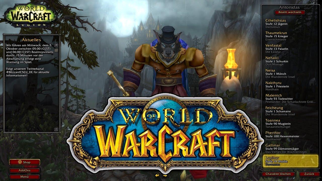 World Of Warcraft Stream Deutsch