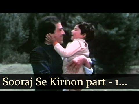 Adhikar - Sooraj Se Kirnon...Main Dil Tu Dhadkan - Kishore Kumar