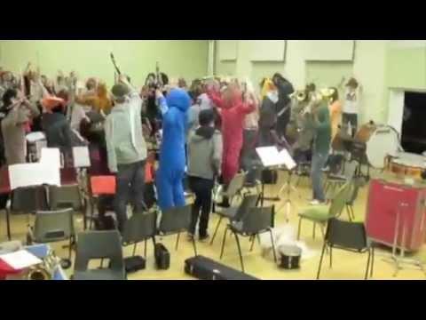 Harlem Shake-Gartmore