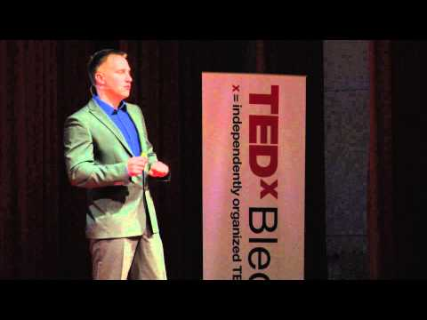TEDxBled - Maris Slezins - Giving the Chance of Healthy Lifestyle for Street Children