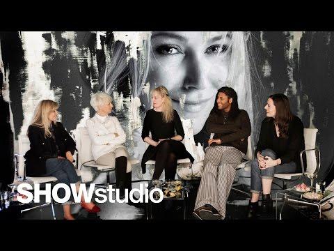 Gucci - Womenswear Autumn / Winter 2014 Panel Discussion