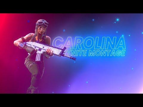 CAROLINA | Fortnite Montage (ft. Buried)
