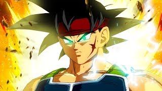 DRAGON BALL FIGHTERZ: BARDOCK All Special Pre Battle DIALOGUE!