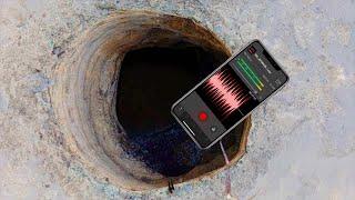 Телефон Упал в Дыру и Записал Жуткие Вещи //Паранормальные новости cмотреть видео онлайн бесплатно в высоком качестве - HDVIDEO
