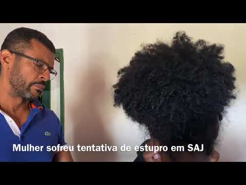 Mulher sofreu tentativa de estupro em Santo Antônio de Jesus/BA