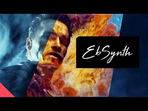 Как Разрисовать и Стилизовать Видео в EbSynth (по Одному Кадру)