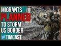 """DHS: """"Migrant Caravan Mostly Men, Plan To Storm US Border"""""""