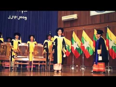 MANDALAY UNIVERSITY OF DISTANCE EDUCATION 22/MARCH/2015 #Part (1)