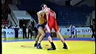 Чемпионат России 2003 (Санкт-Петербург) - 1