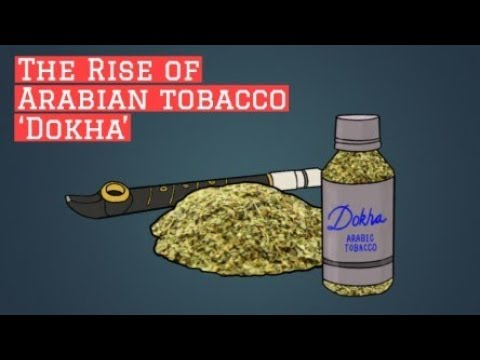 The Rise of Arabian Tobacco 'Dokha' (دوخة) – History, Use, Myths, Health Effects