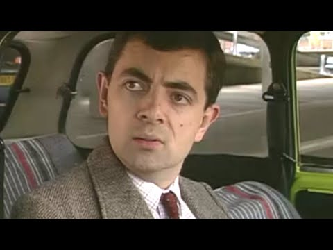 Car Park Chaos | Mr. Bean Official