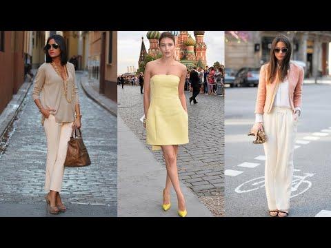 COMBINACIONES DE ROPA De Moda ELEGANTE Y FINA Para Mujeres / Fashion Love