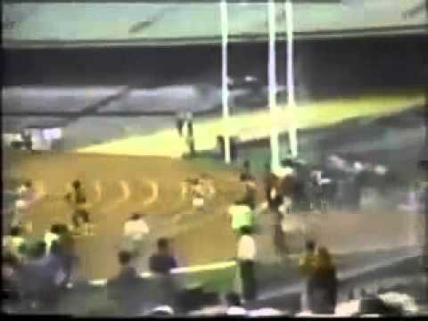 Pietro Mennea - 1979 Mexico City World Record 200 Meter Dash [19.72]