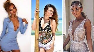 Stylish Spring fashion style -  Plus Size Women Fashion Tips