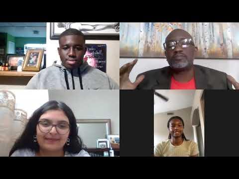 Defender: Anana Walker, Dua Rashid & Marshall Reynolds on High School Sr Year amid COVID, May 2021
