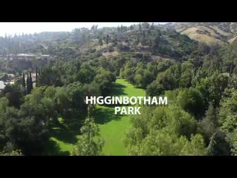 Claremont's Higginbotham Park