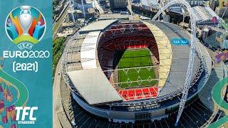 UEFA Euro 2020 Stadiums (2021)