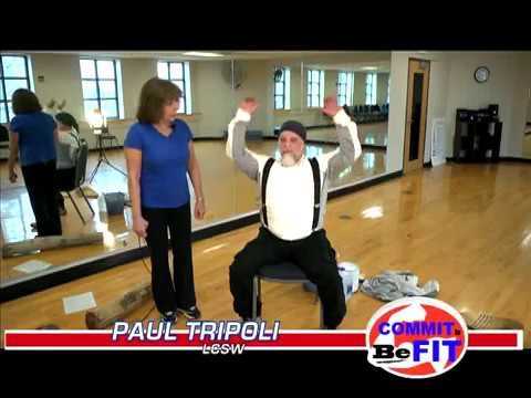 Commit to Be Fit   Dr Paul Tripoli Part 2   Exercising at Home to Combat Addiction