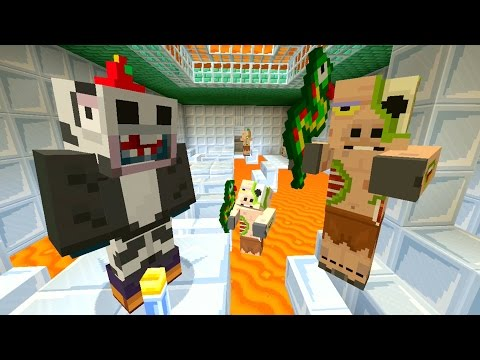 Minecraft Xbox - Quest For Lava Lunch (115)
