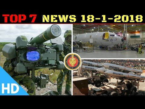 Indian Defence Updates : New Brahmos Boosters,Advanced P8I from US,Mi-26 Overhaul,Defexpo 2018