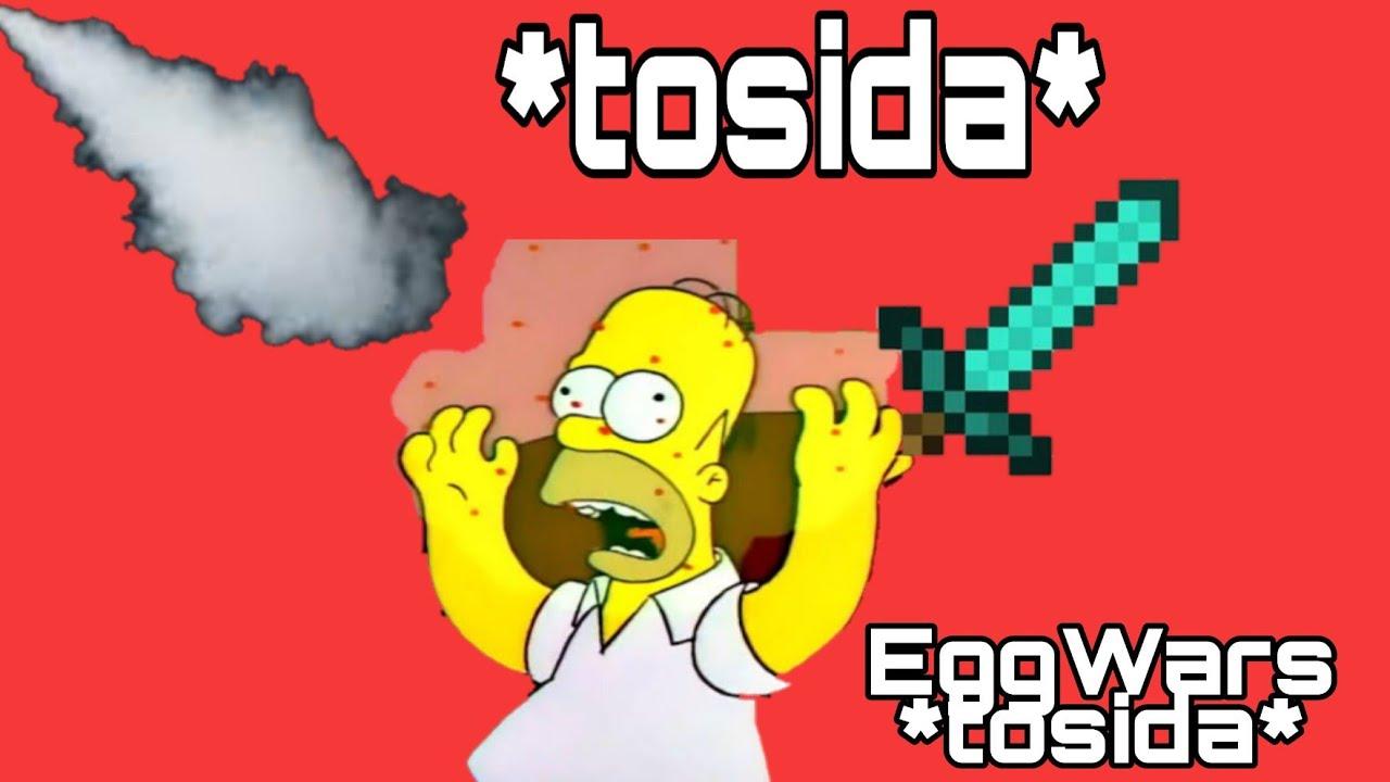 Partida epica en eggwars/Minecraft (me ahogo!!)/(aj games 250)