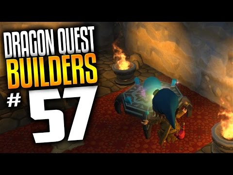 Dragon Quest Builders Gameplay - Ep 57 - Holy Water (Lets Play Dragon Quest Builders