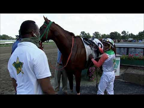 video thumbnail for MONMOUTH PARK 09-04-20 RACE 8
