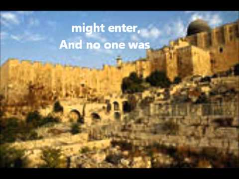 The Holy City (INSTRUMENTAL) (with lyrics)