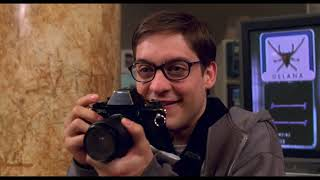 Peter Parker Gets Bitten By Spider   School Field Trip Scene   Spider Man 2002 Movie CLIP HD1080p