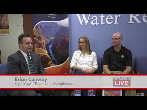 STEM Pro Live! Arizona Department of Water Resources