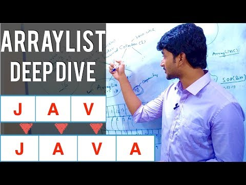 arraylist-in-java---in-depth-analysis-|-java-collections-tutorial-for-beginners-|-part-1