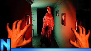 Forced to Play The Scariest Game In VR! (Silent Hill P.T.)