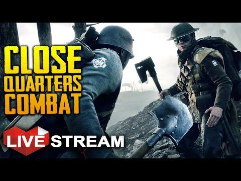 Battlefield 1 Gameplay: Intense Close...