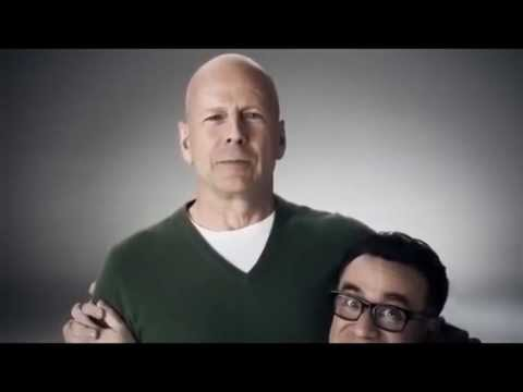 Bruce Willis = Family man