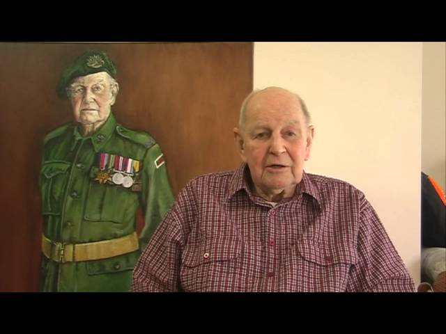 ANZAC Portrait Series - Reg Davis - Part 2