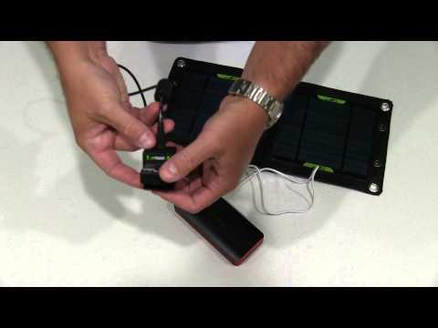 GoPro Solar Charger DIY Tutorial