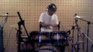 Alicia Keys - Empire State Of Mind (Part II) Drum Cover by Oki