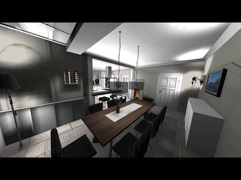 German Kitchen Design | Küchendesign 3D