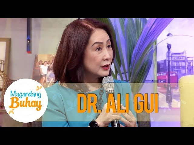 Magandang Buhay: Dr. Ali shares the hardships children face after losing their fathers