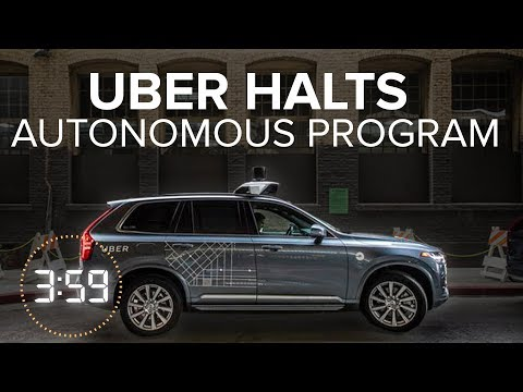 Are Uber's self driving cars trouble after first fatality? (The 3:59, Ep. 372)