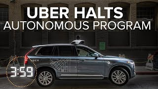 Are Uber's self driving cars in trouble after first fatality? (The 3:59, Ep. 372)