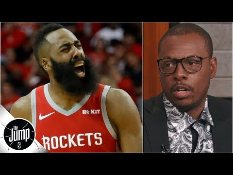 Bucks have the closest thing to a blueprint to stop James Harden - Paul Pierce l The Jump