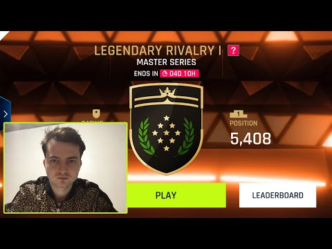 Play Online Asphalt 9 Legendary Rivalry I Master Series Always Second Place