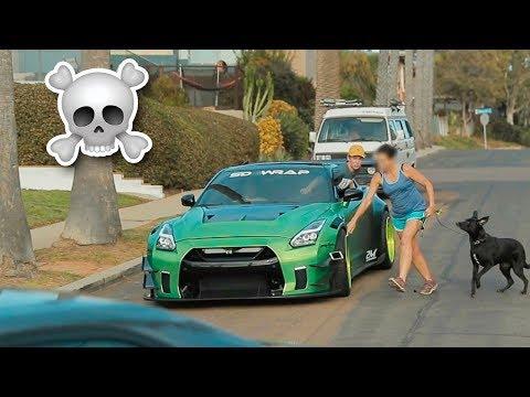 EXPOSING MY GTR! *IT'S BROKEN*