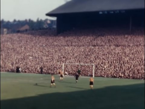 Wolves v Preston North End, 2nd May 1949
