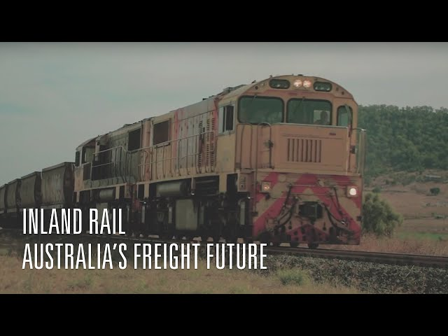 Inland Rail Launch: Australia's Freight Future